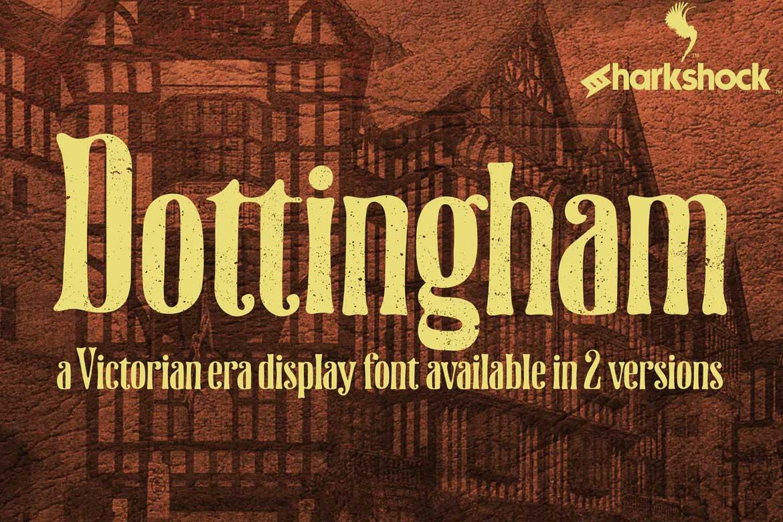 Dottingham Font
