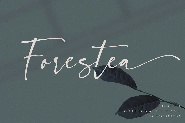 Forestea Font