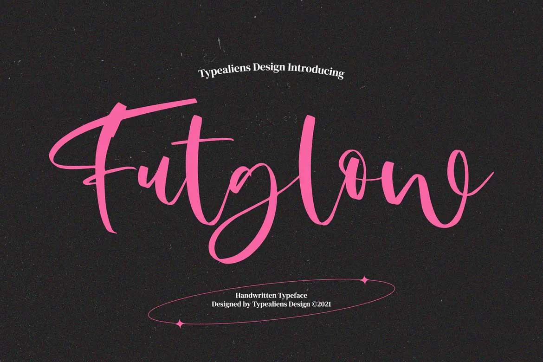 Futglow Font
