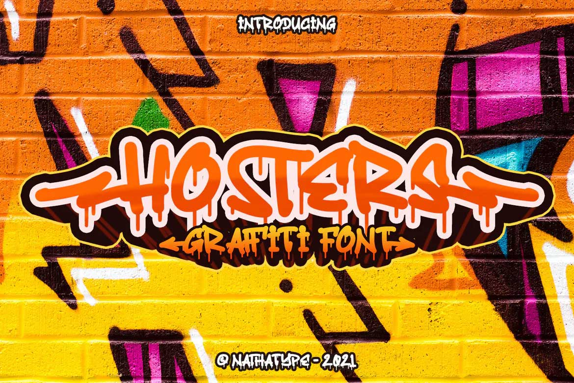 Hosters Font