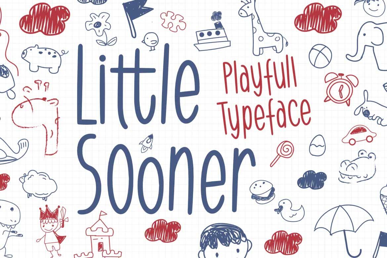 Little Sooner Font
