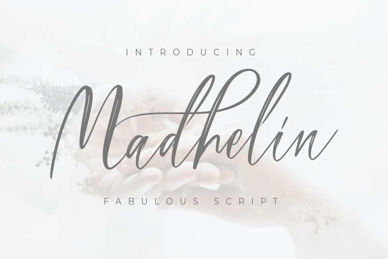 Madhelin Script