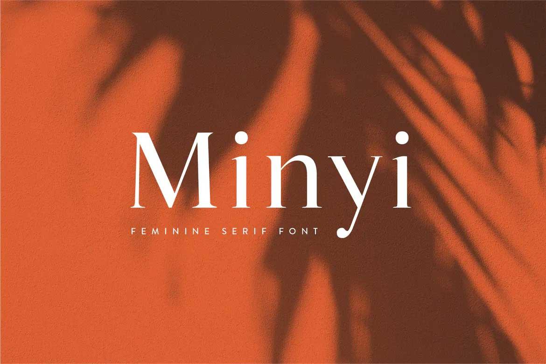 Minyi Font