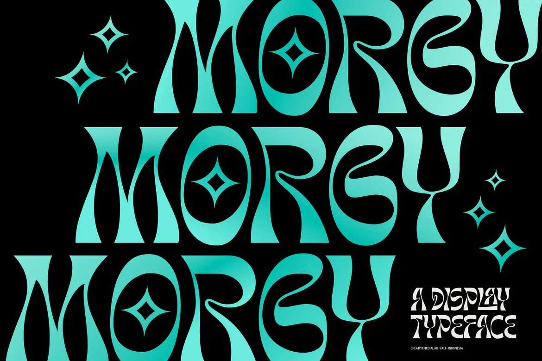 Morgy Font