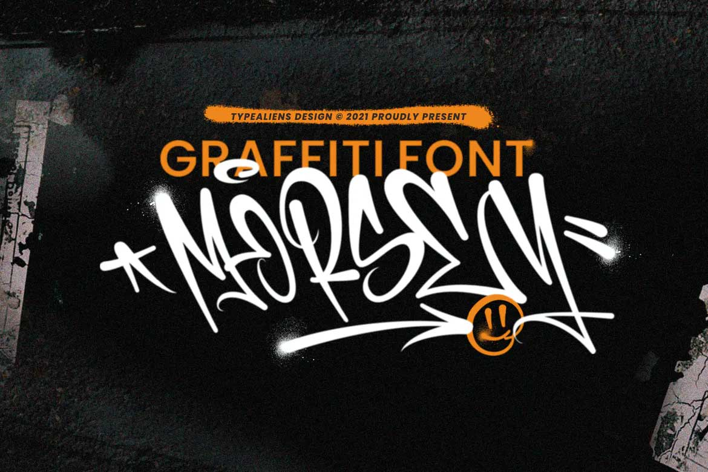 Morsey Font