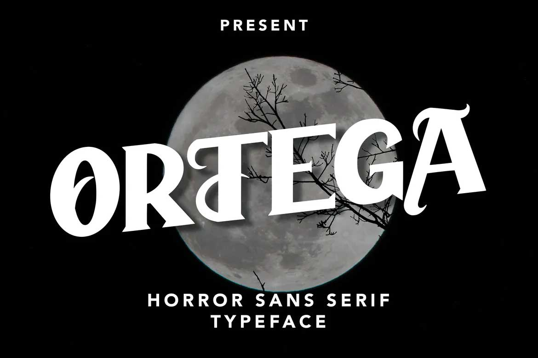 Ortega Font
