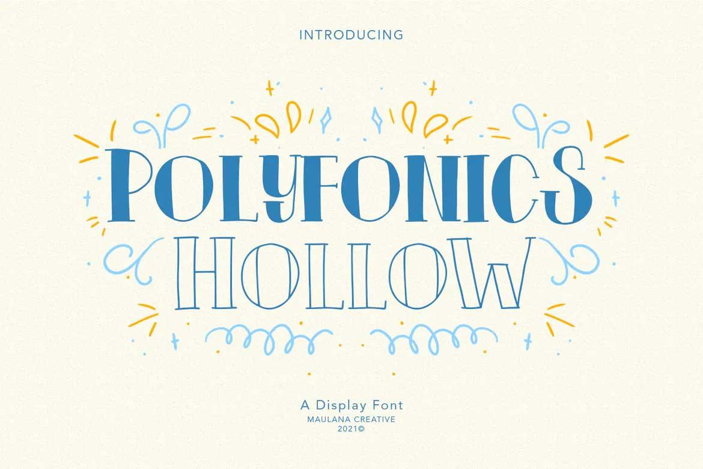Polyfonics Font