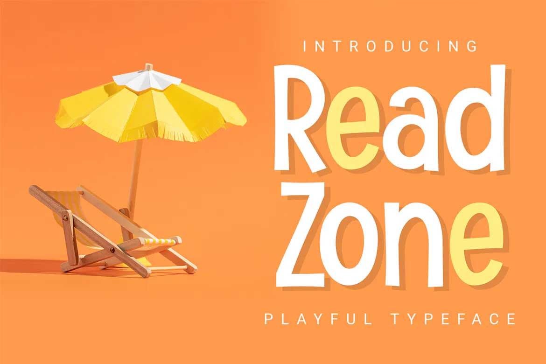 Readzone Font