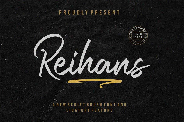 Reihans Font