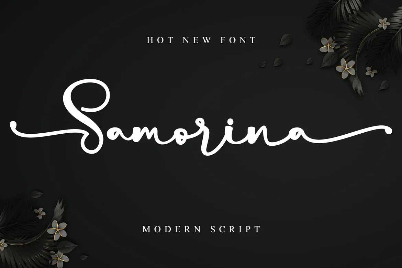 Samorina Font