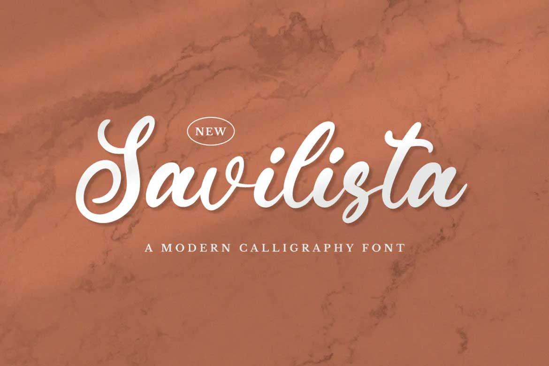 Savilista Font