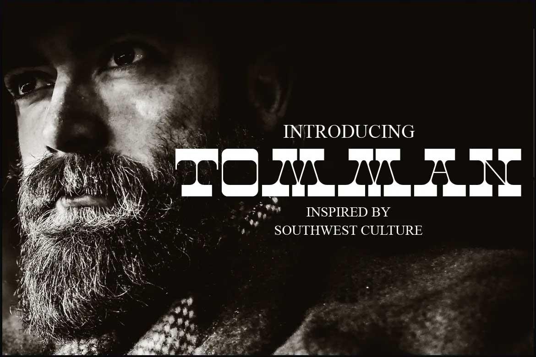 Tomman Font