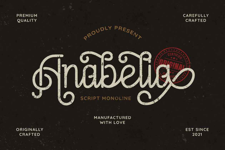 Anabelia Font