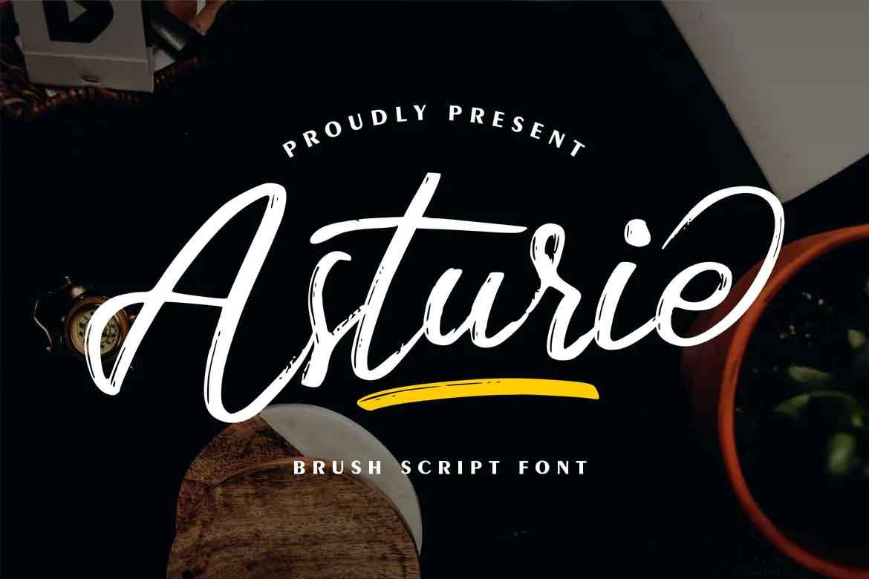 Asturie Font