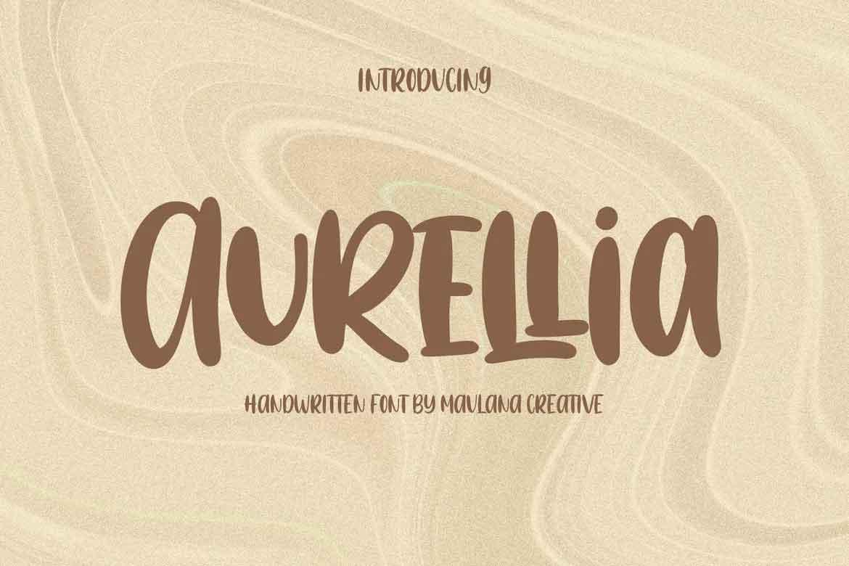 Aurellia Font