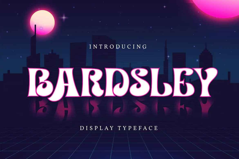 Bardsley Font