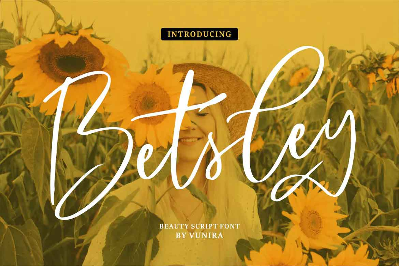 Betsley Font