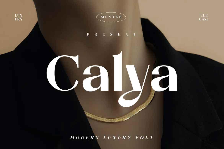 Calya Font