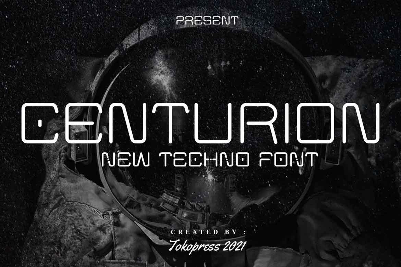 Centurion Font