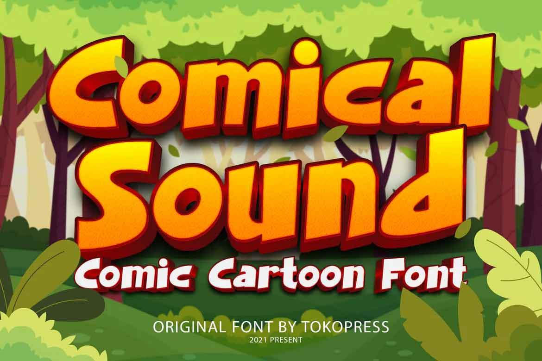 Comical Sound Font