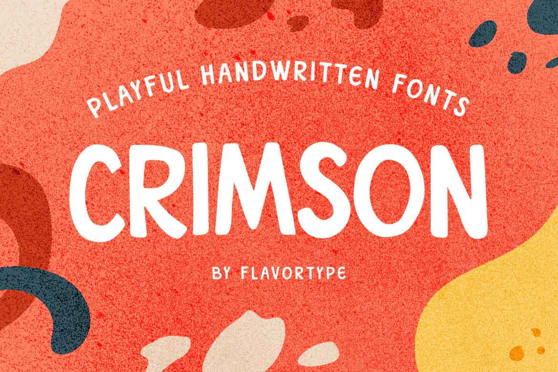 Crimson Font