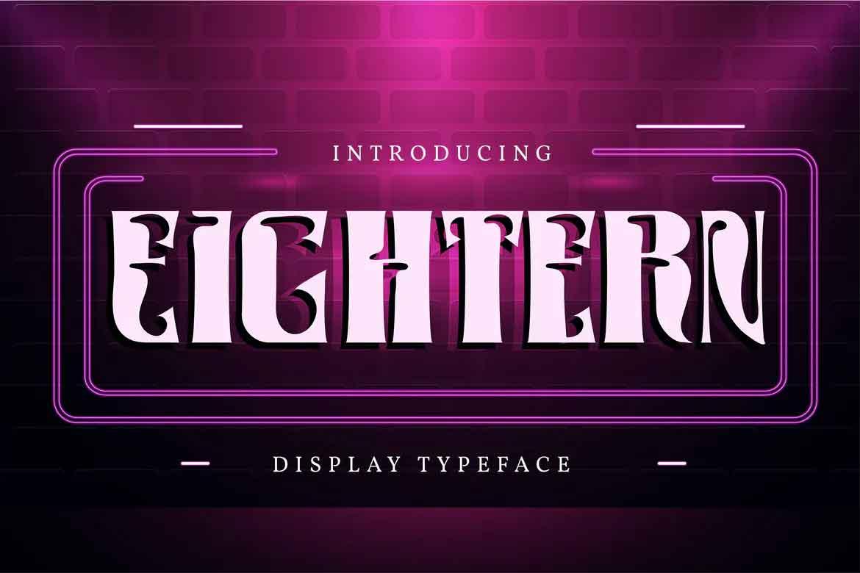 Eightern Font
