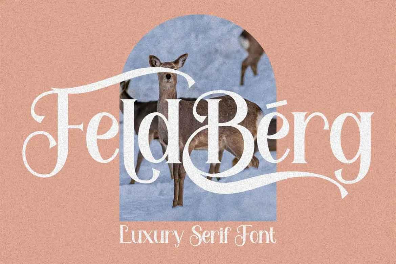 Feldberg Font
