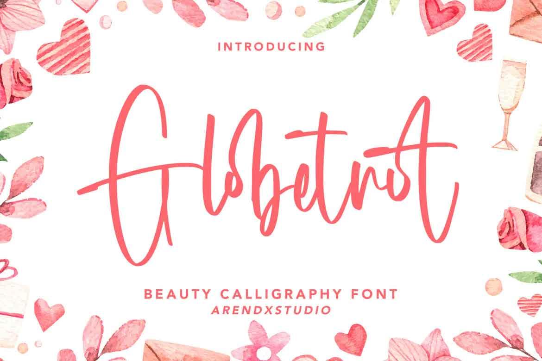 Globetrot Font