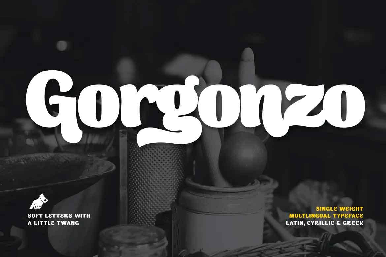 Gorgonzo Font