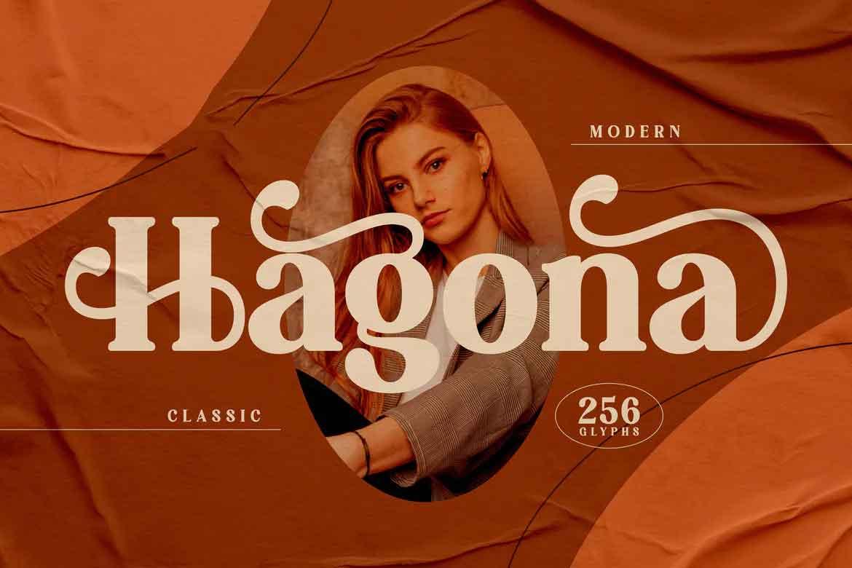 Hagona Font