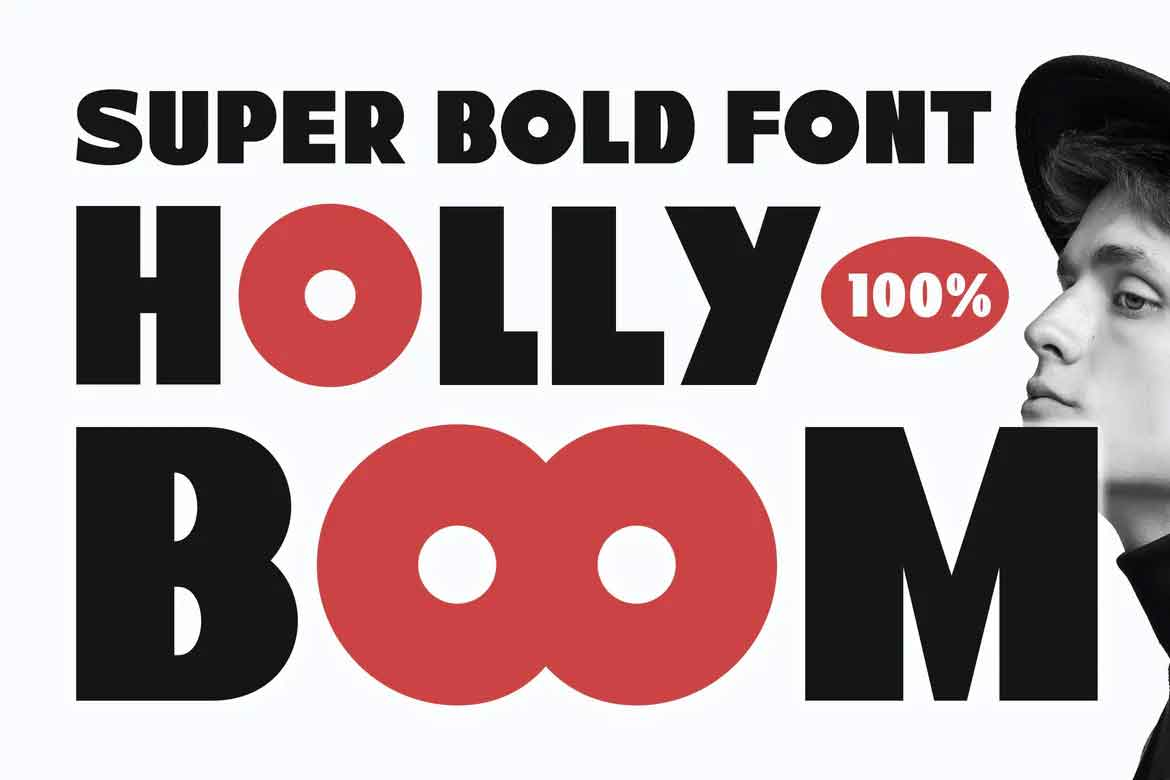 Holly Boom Font