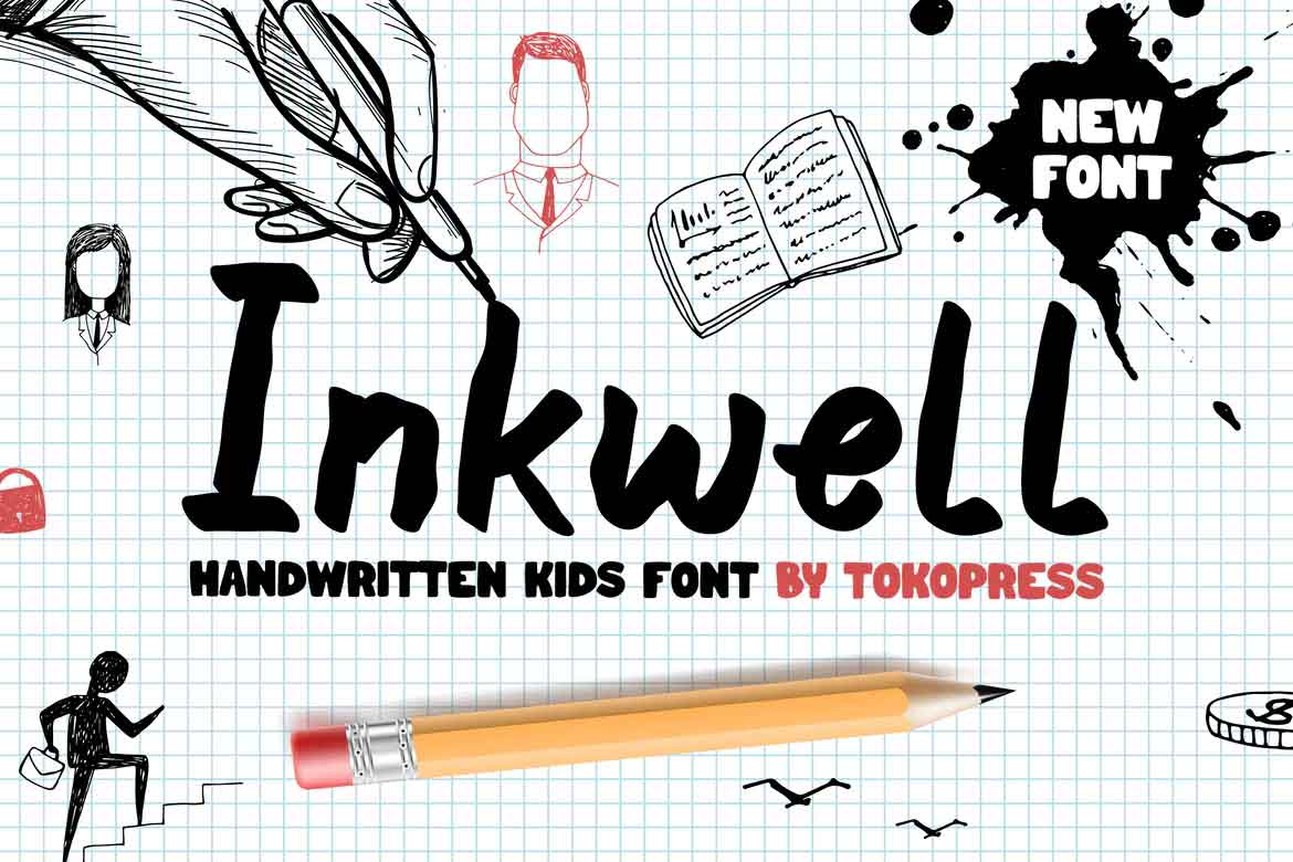 Inkwell Font