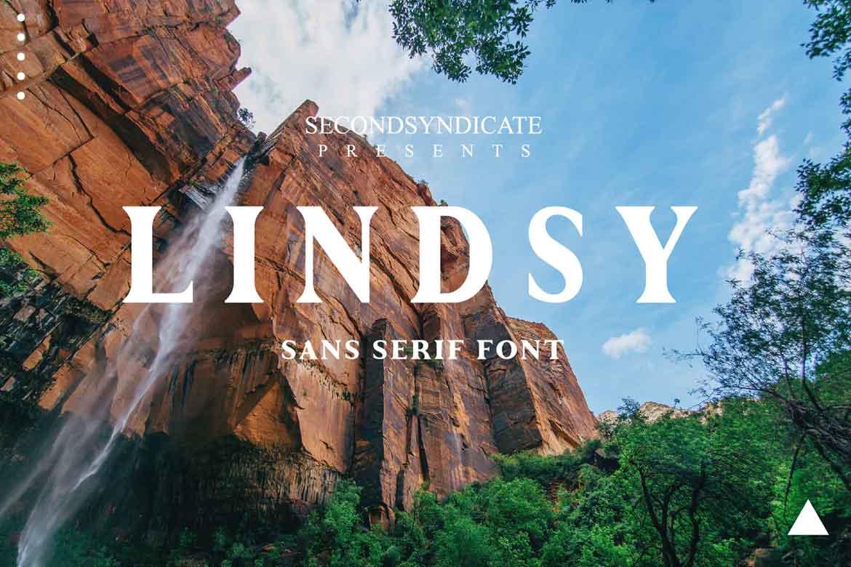 Lindsy Font