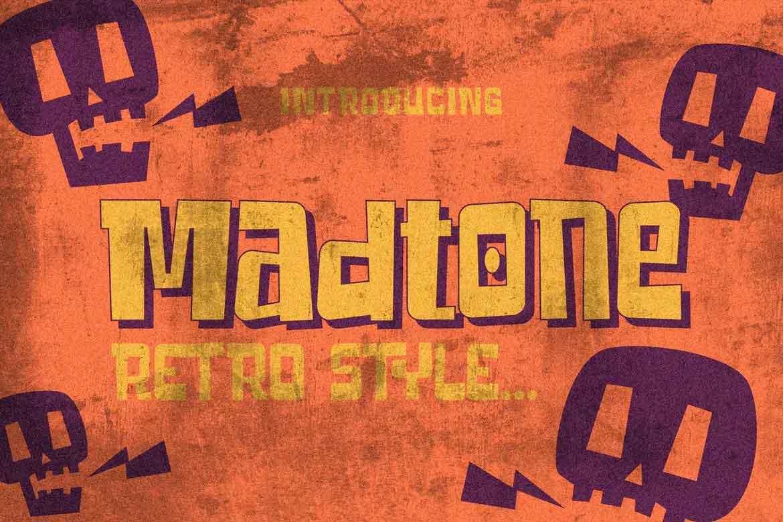 Madtone Font