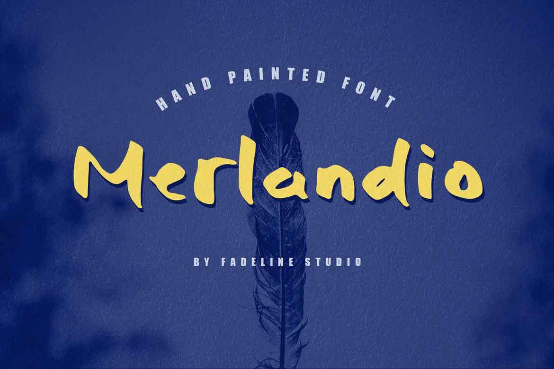 Merlandio Font