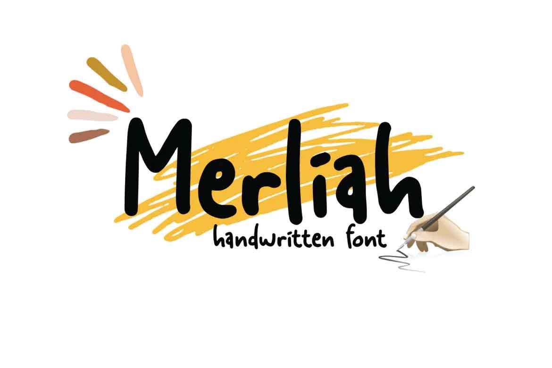 Merliah Font