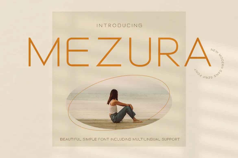 Mezura Font