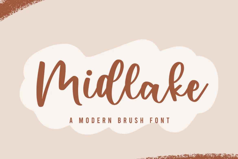 Midlake Font