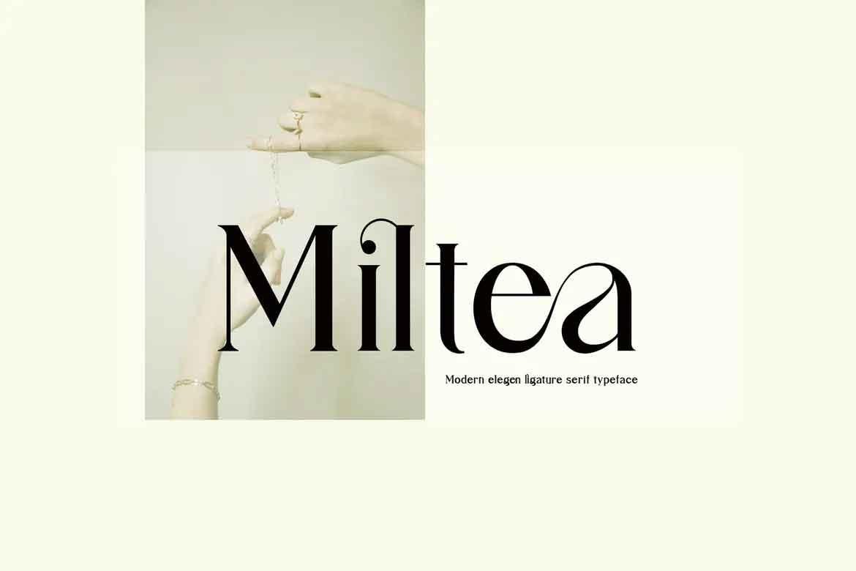 Miltea Font