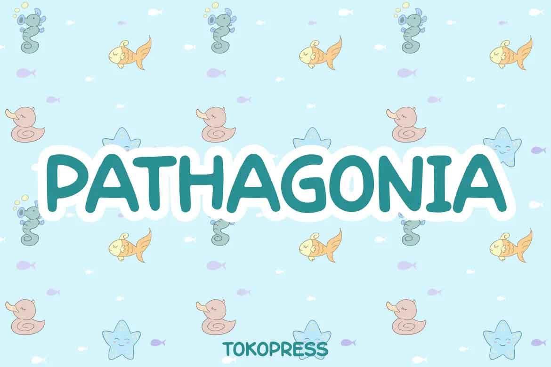 Pathagonia Font