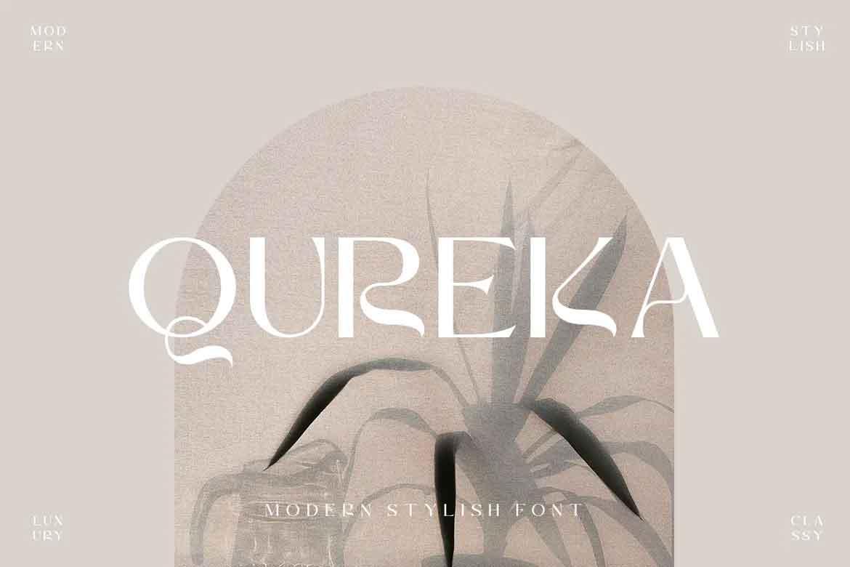 Qureka Font