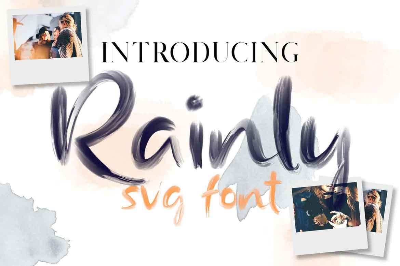 Rainly Font