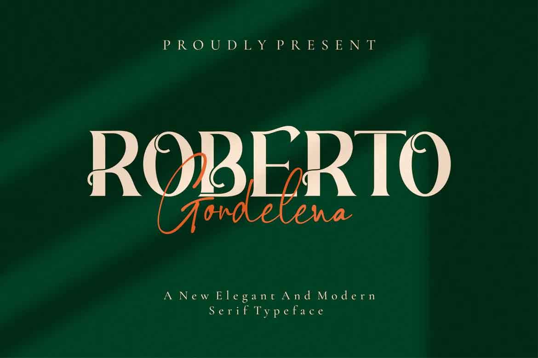 Roberto & Gordelena Font