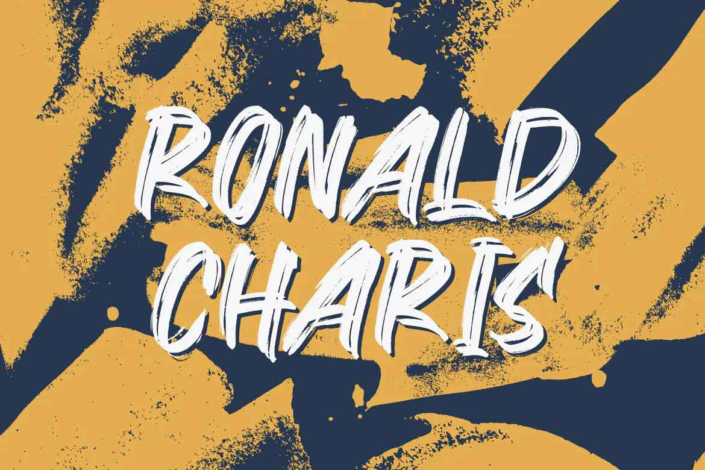 Ronald Charis Font