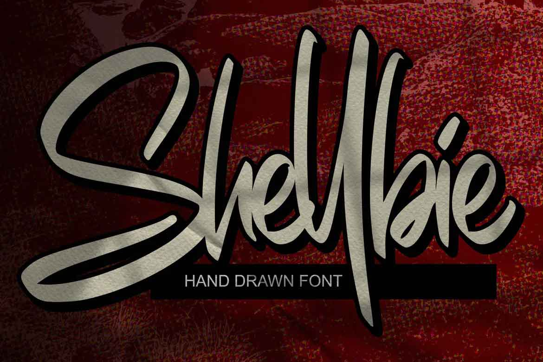 Shellbie Font