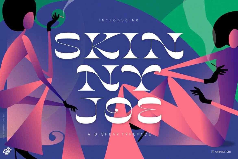 Skinny Joe Font