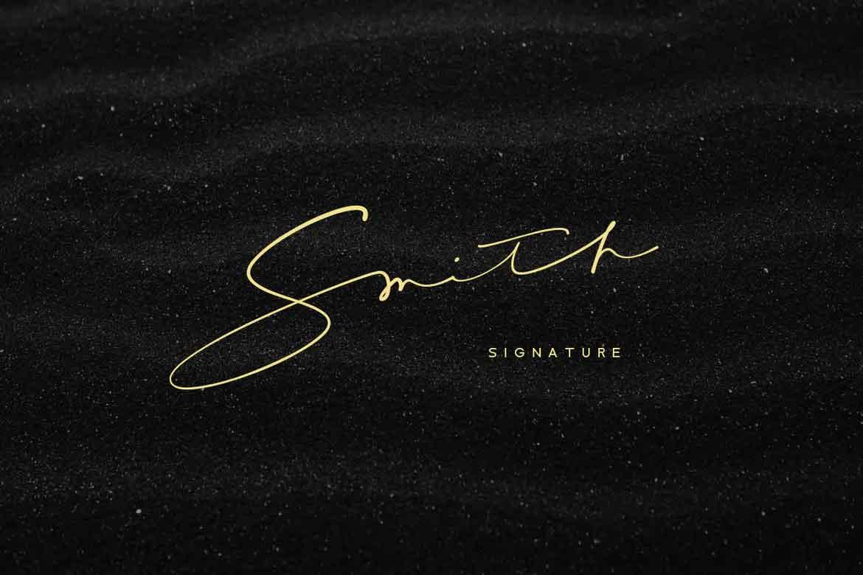 Smith Signature