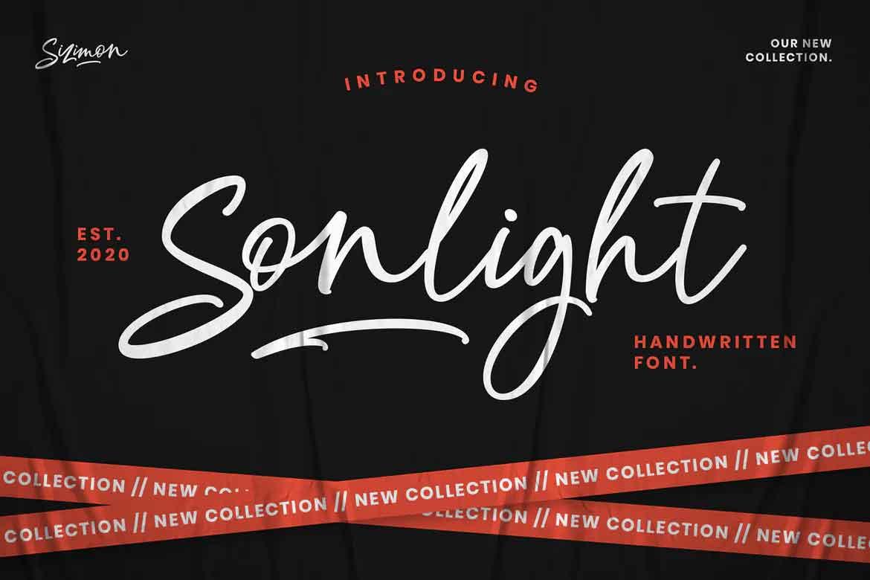 Sonlight Font