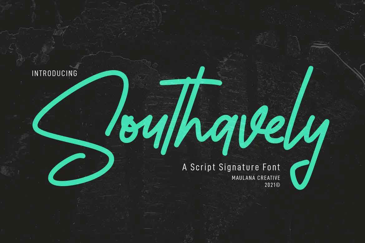 Southavely Font