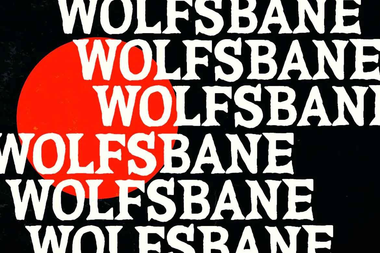 Wolfsbane Font